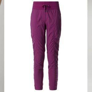 Lululemon Street to Studio Pants Regal Plum Purple